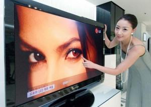 Perbedaan Televisi Layar LCD dengan LED